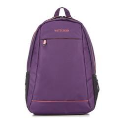 Рюкзак, фиолетовый, 56-3S-467-44, Фотография 1