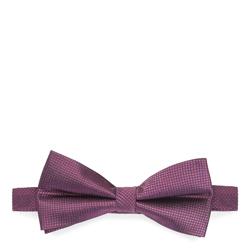 Шелковый галстук-бабочка костюмный, фиолетовый, 92-7I-001-2, Фотография 1