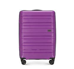 Средний чемодан, фиолетовый, 56-3T-752-24, Фотография 1