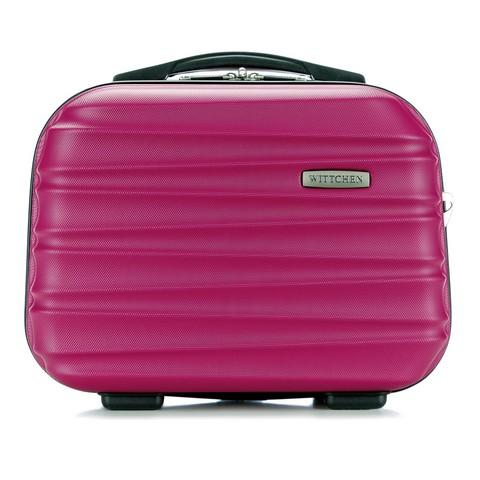 Kosmetický kufřík, fuchsie, 56-3A-314-10, Obrázek 1