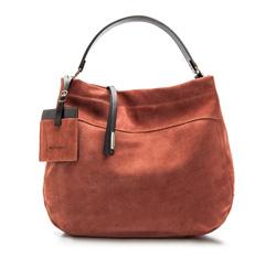 Damentasche, gedämpftes Rot, 85-4E-011-55, Bild 1