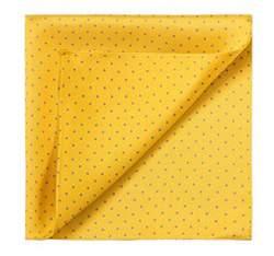 Einstecktuch, gelb, 83-7P-100-X4, Bild 1