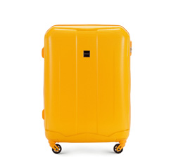 Trolley Mittel 66 cm, gelb, 56-3A-372-50, Bild 1