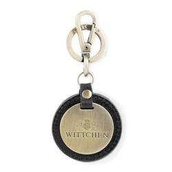 Schlüsselbund, gold-schwarz, 03-2B-002-Z1, Bild 1
