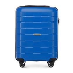 Чемодан ручная кладь, голубой, 56-3T-721-95, Фотография 1