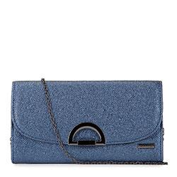 Сумка женская, голубой, 90-4Y-304-7, Фотография 1