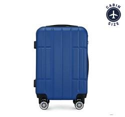 маленький чемодан, голубой, 56-3A-341-90, Фотография 1