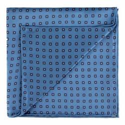 Нагрудный платок, голубой, 89-7P-001-X4, Фотография 1