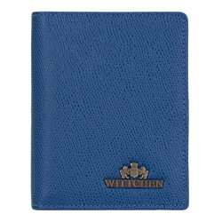 Обложка для документов, голубой, 13-2-163-RN, Фотография 1