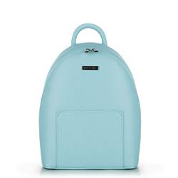 Рюкзак женский, голубой, 90-4Y-701-N, Фотография 1