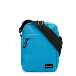 Сумка через плечо basic, голубой, 56-3S-938-77, Фотография 1