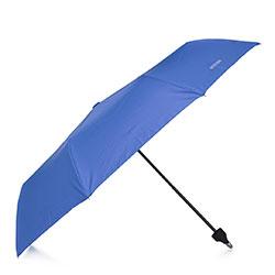 Зонт с открывающейся ручкой, голубой, PA-7-180-N, Фотография 1