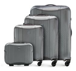 Комплект чемоданов, графит, 56-3P-91K-00, Фотография 1