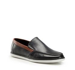 Pánské boty, grafit, 86-M-901-8-41, Obrázek 1