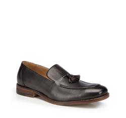 Pánské boty, grafit, 86-M-907-8-44, Obrázek 1