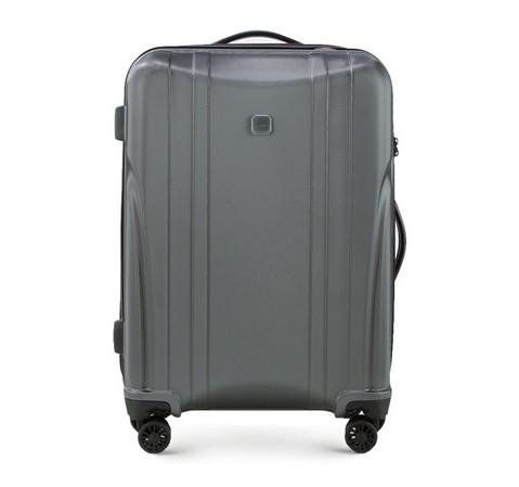 Средний чемодан, графит, 56-3P-912-00, Фотография 1