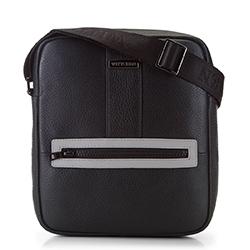 Férfi táska, grafit - szürke, 90-4U-251-1, Fénykép 1