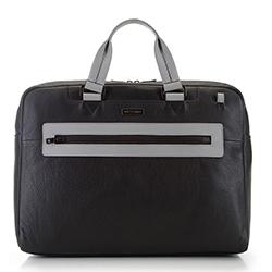 Laptop táska, grafit - szürke, 90-3U-251-1, Fénykép 1