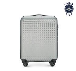 Kleiner Koffer, grau-blau, 56-3A-410-00, Bild 1