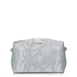 Damen Handtasche, grau, 87-4Y-553-8, Bild 1