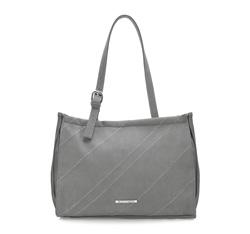 Damentasche, grau, 85-4Y-410-8, Bild 1