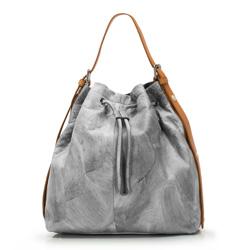 Damentasche, grau, 86-4E-010-1, Bild 1