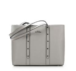 Einkaufstasche, grau, 85-4E-440-8, Bild 1