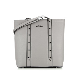 Einkaufstasche, grau, 85-4E-441-8, Bild 1