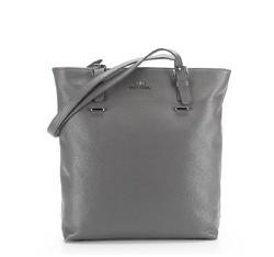 Einkaufstasche, grau, 85-4E-457-8, Bild 1