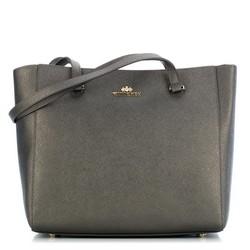 Einkaufstasche, grau, 87-4-703-8, Bild 1