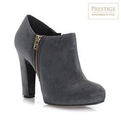 Frauen Schuhe, grau, 79-D-406-8-39, Bild 1