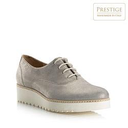 Frauen Schuhe, grau, 80-D-105-0-40, Bild 1