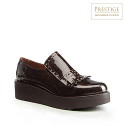 Frauen Schuhe, grau, 87-D-453-8-35, Bild 1