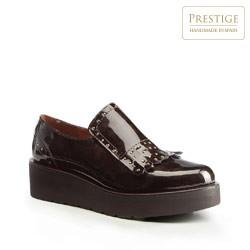 Frauen Schuhe, grau, 87-D-453-8-37, Bild 1