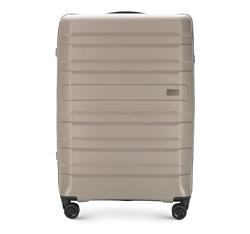 Großer Koffer, grau-gbeige, 56-3T-753-85, Bild 1