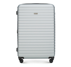 Großer Koffer, grau, 56-3A-423-00, Bild 1