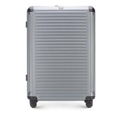 Großer Koffer, grau, 56-3P-853-00, Bild 1