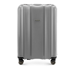 Großer Koffer, grau, 56-3T-733-70, Bild 1