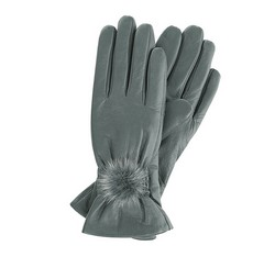Handschuhe für Frauen, grau, 39-6-546-S-V, Bild 1