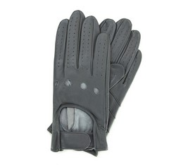 Herrenhandschuhe, grau, 46-6L-381-S-M, Bild 1