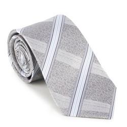 Krawatte, grau, 88-7K-001-X1, Bild 1