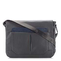 Laptoptasche, grau, 86-3P-108-8, Bild 1