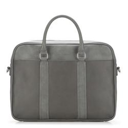 Laptoptasche, grau, 87-3P-502-8, Bild 1