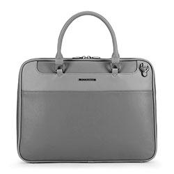 Laptoptasche, grau, 90-3P-601-88, Bild 1