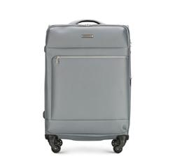 Mittlerer Koffer, grau, 56-3S-622-00, Bild 1