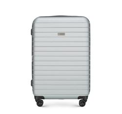 Mittelgroßer Koffer, grau, 56-3A-422-00, Bild 1