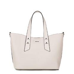 Shopper-Tasche, grau, 88-4Y-210-8, Bild 1