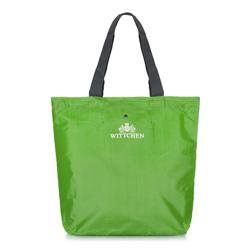 Faltbare Tasche, grün, 56-3S-002-7G, Bild 1