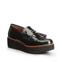 Frauen Schuhe, grün, 87-D-454-Z-35, Bild 1
