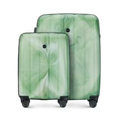 Kofferset 2-teilig, grün, 56-3T-74S-88, Bild 1